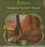 LP - Beethoven - Symph No.6 in F,, Cluytens, Berlin Philh Orch