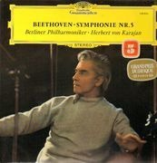 LP - Beethoven - Symph Nr.5,, Berliner Philh, Karajan