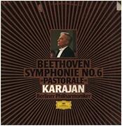 LP - Beethoven - Symphonie No. 6, Berliner Philharmoniker, Karajan