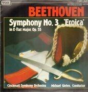 LP - Beethoven - Symphonie Nr.3 E-flat,, Cincinnati SymphOrch, Gielen