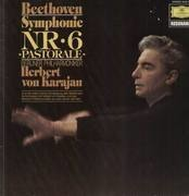 LP - Beethoven - Symphonie Nr.6 Pastorale; Berliner Philh., H. von. Karajan