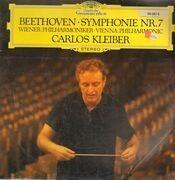 LP - Beethoven - Symphonie Nr.7,, Wiener Philh, Carlos Kleiber