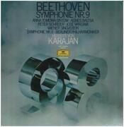 LP - Beethoven - Symphonie Nr.9 - Gatefold
