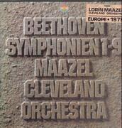 LP-Box - Beethoven - Symphonien 1-9 - Hardcover Box + Booklet