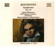 CD-Box - Beethoven - Symphonies Nos. 1-9 - incl. Cardboard Slipcase