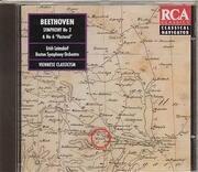 CD - Ludwig Van Beethoven - Symphonies No 2 & 6