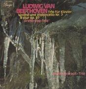 LP - Beethoven - Trio für Klavier, Violine und Violoncello Nr.7 B-dur,, David Oistrach-Trio