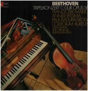 LP - Beethoven - Tripelkonzert C-Dur, Collegium Aureum, Maier, Bylsma, Badura-Skoda