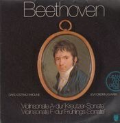 LP - Beethoven - Violinsonaten A-dur & F-dur,, D.Oistrach, Lew Oborin