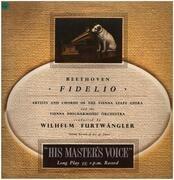 LP - Beethoven / Wilhelm Furtwängler - Fidelio