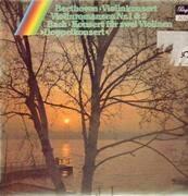 Double LP - Beethoven / Bach - Violinkonzert, Violinromanzen Nr.1&2 / Konzert für zwei Violinen