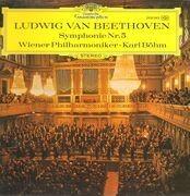 LP - Beethoven, Karl Böhm - Symphonie Nr.5