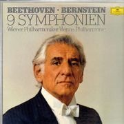 LP-Box - Beethoven - 9 Symphonien - incl. Hardcoverbox and Booklet