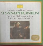 LP-Box - Beethoven - 9 Symphonien - Hardcover Box + Booklet