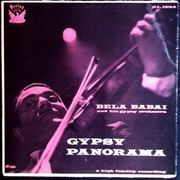 LP - Bela Babai And His Orchestra - Gypsy Panorama