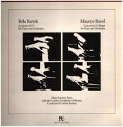 LP - Béla Bartók , Maurice Ravel , Julius Katchen With The The London Symphony Orchestra Conducted By Is - Concerto No. 3 For Piano And Orchestra /  Concerto In G Major For Piano And Orchestra