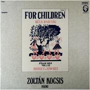 Double LP - Béla Bartók (Kocsis) - For Children - Hardcoverbox + booklet
