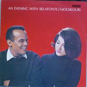 LP - Harry Belafonte, Nana Mouskouri - An Evening With Belafonte / Mouskouri