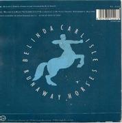 7inch Vinyl Single - Belinda Carlisle - Runaway Horses