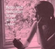 CD - Belle & Sebastian - Write About Love