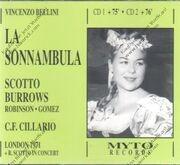Double CD - Bellini - La Sonnambula