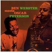 LP - Ben Webster - Ben Webster Meets Oscar Peterson