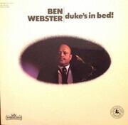 LP - Ben Webster - Duke's In Bed!