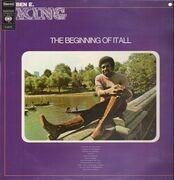 LP - Ben E. King - The Beginning Of It All