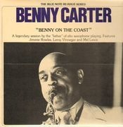 LP - Benny Carter - Benny on the Coast