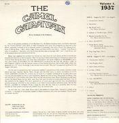 LP - Benny Goodman & His Orchestra - The Camel Caravan - Volume 1 Aug. 12 and Aug. 17, 1937