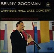 Double LP - Benny Goodman - The Famous 1938 Carnegie Hall Jazz Concert
