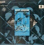 LP - Benny Goodman - B.G., The Small Groups