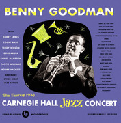 Double CD - Benny Goodman - The Famous 1938 Carnegie Hall Jazz Concert