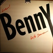 LP - Benny Goodman And His Orchestra - Let's Dance