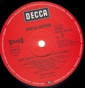 LP - Benny Goodman And His Orchestra - The Benny Goodman Story - Decca Special Edition