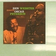 CD - Ben Webster , Oscar Peterson - Ben Webster Meets Oscar Peterson - Digipak