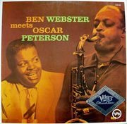 LP - Ben Webster & Oscar Peterson - Ben Webster Meets Oscar Peterson