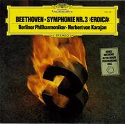 LP - Berliner Philharmoniker, Herbert von Karajan Beethoven - Symphonie Nr. 3 'Eroica'