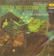 LP - Berlioz - Symphonie Fantastique,, Berliner Philharmoniker, Karajan