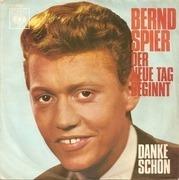 7'' - Bernd Spier - Der Neue Tag Beginnt