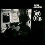 LP - Bert Jansch - Jack Orion
