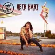 LP & MP3 - Beth Hart - Fire On The Floor (180g Lp+mp3)
