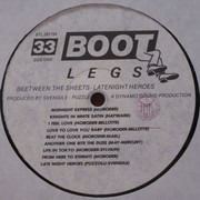 12inch Vinyl Single - Between The Sheets - Latenight Heroes