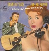 LP - Big Bopper - Chantilly Lace - Original 1st US, Mono