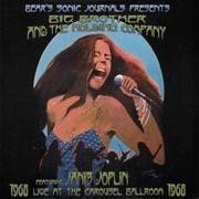 Double LP - Big Brother & The Holding Company featuring Janis Joplin - Live At The Carousel Ballroom 1968 - Gatefold