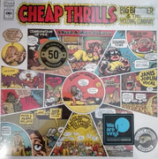 LP - Big Brother & The Holding Company - Cheap Thrills - + download