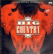 LP - Big Country - The Buffalo Skinners - Original UK Pressing