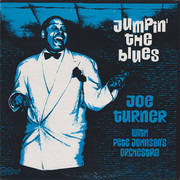 LP - Big Joe Turner With Pete Johnson's Orchestra - Jumpin' The Blues