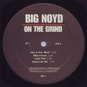 Double LP - Big Noyd - On The Grind - Still sealed