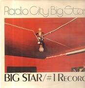Double LP - Big Star - #1 Record / Radio City - UK Gatefold